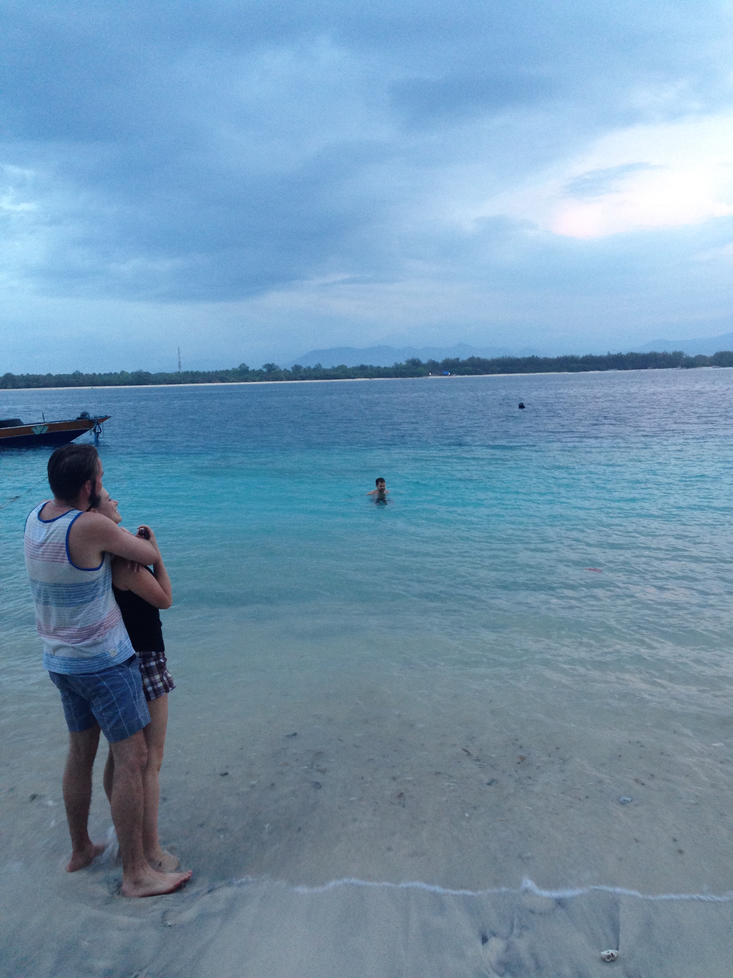 Love at Gili Trawangan