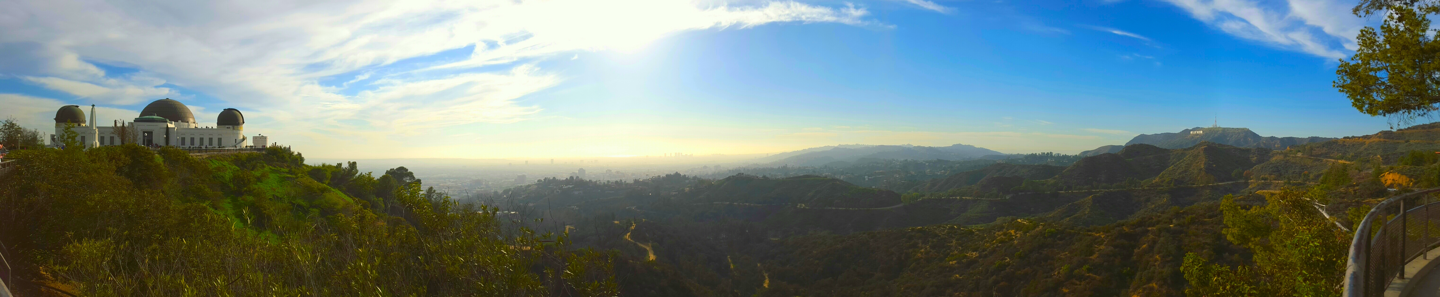 Griffith Observatory daytime