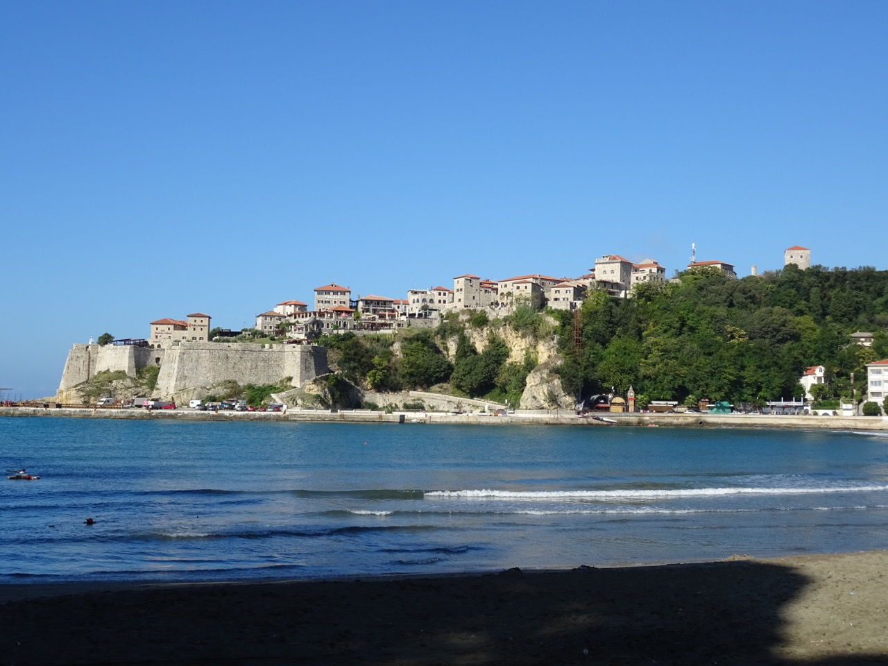 The Old Town of Ulcinj