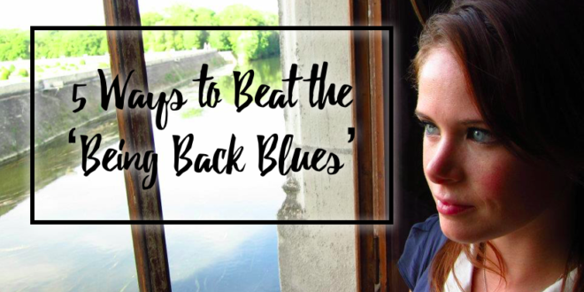 5 Ideas to Beat the 'Being Back Blues'
