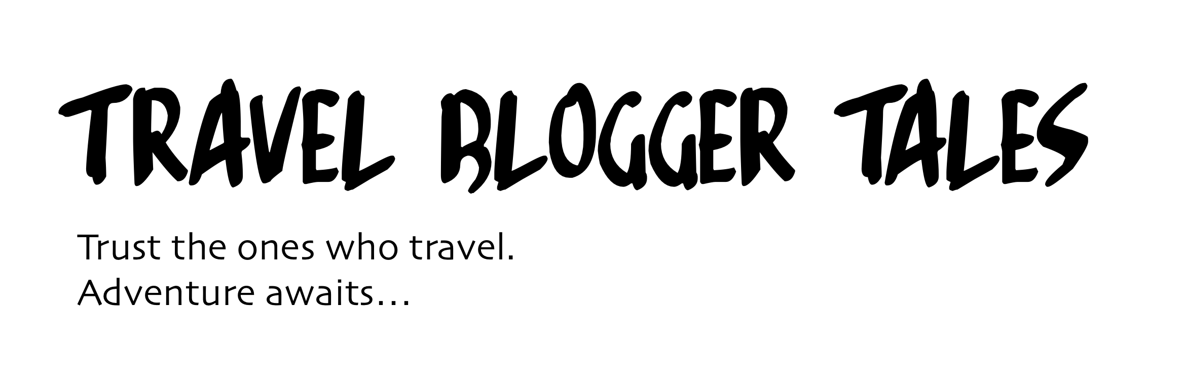 Travel Blogger Tales